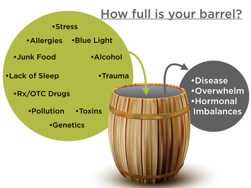 BOOL Barrel